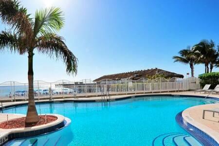 2br Ocean View And Beach - Sunny Isles Beach - Wohnung