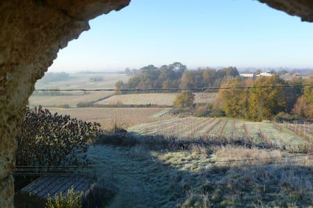 chambres dans vignoble bordelais - Soulignac