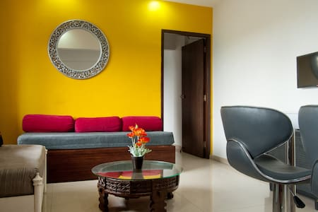 1BR Apt-Spacious & Comfortable - Mumbai - Serviced flat