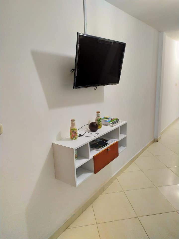 Nice furnished and central apartment in Guatape