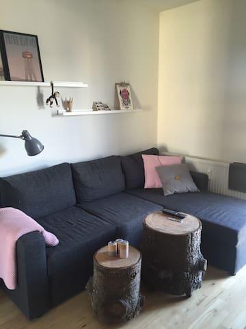 1-værelset studiebolig i Trekoner - Roskilde - Apartamento