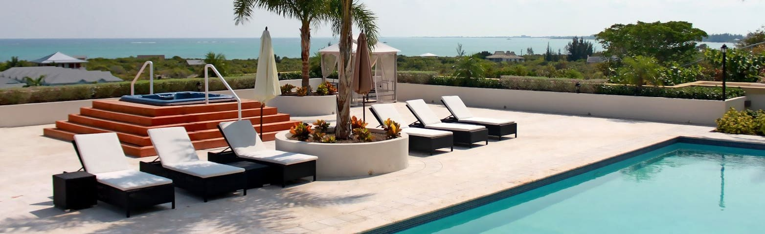 Stylish Studio Beach Suite at La Vista Azul - The Bight Settlement - Pis