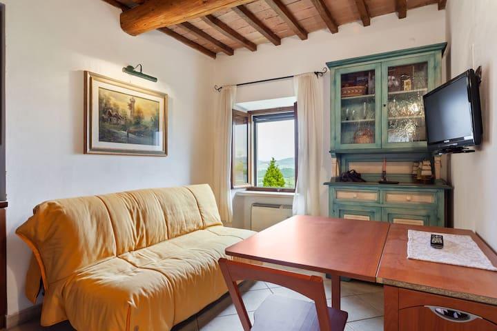 Appartement pittoresque à Todi près de Centro Storico