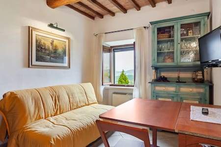 Scenic Apartment in Todi near Centro Storico