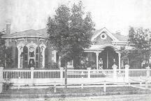 Original street view, 1888