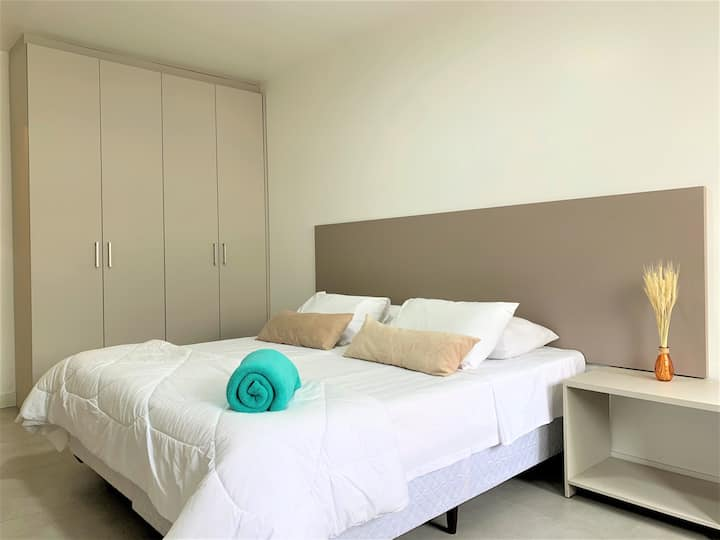 Apartamento perfeito na Rua Fernando Machado 4