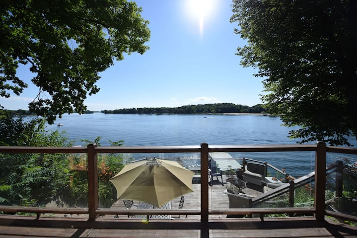 Beautiful Lake Home - Prior Lake - Hus