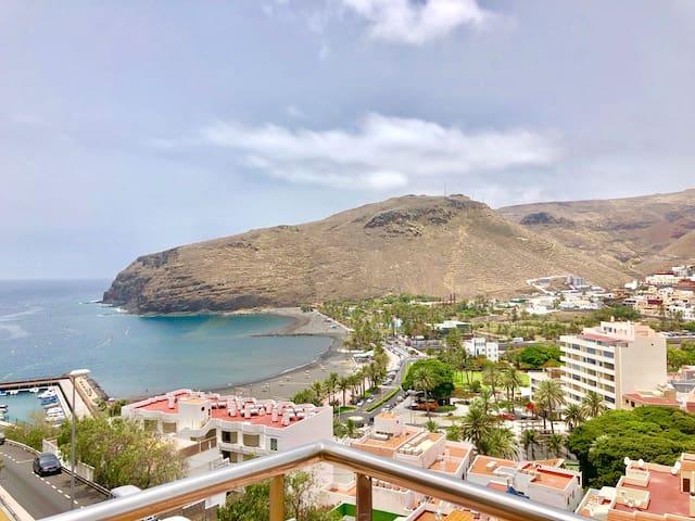 Apartamento Balcón de La Villa (La Gomera)
