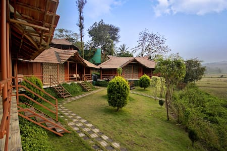 Breeze Cottages With Swimming Pool In Wayanad