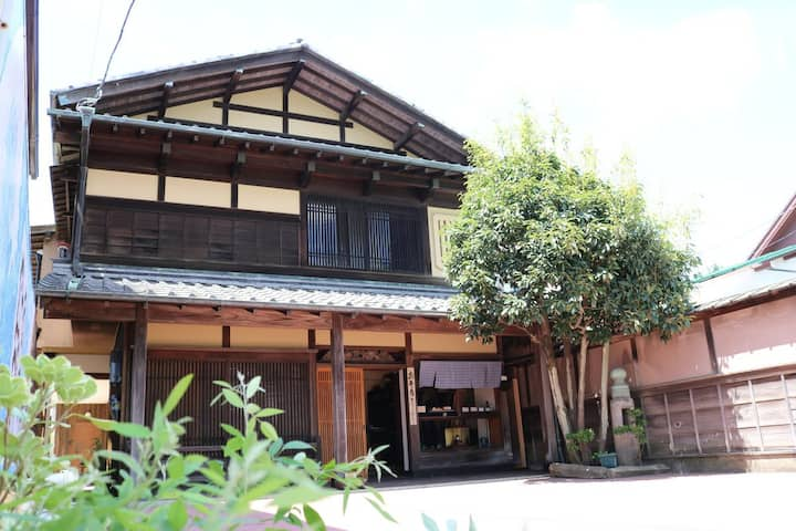 Japanese Traditional Family Beach Villa Long Stay