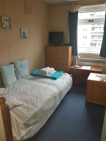 Cosy single room, good location - Cambridge - Appartamento