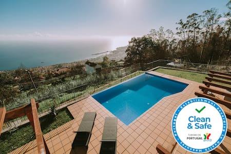 OceanView Villa Madeira