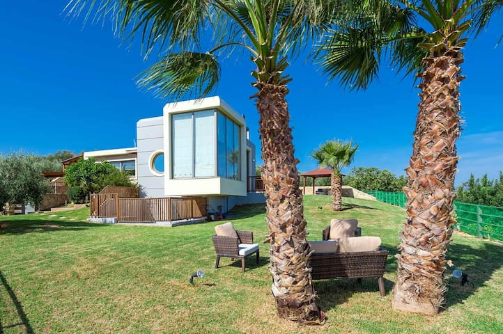 Paradise Villa, 3 bedrooms and private pool - La Canea - Villa