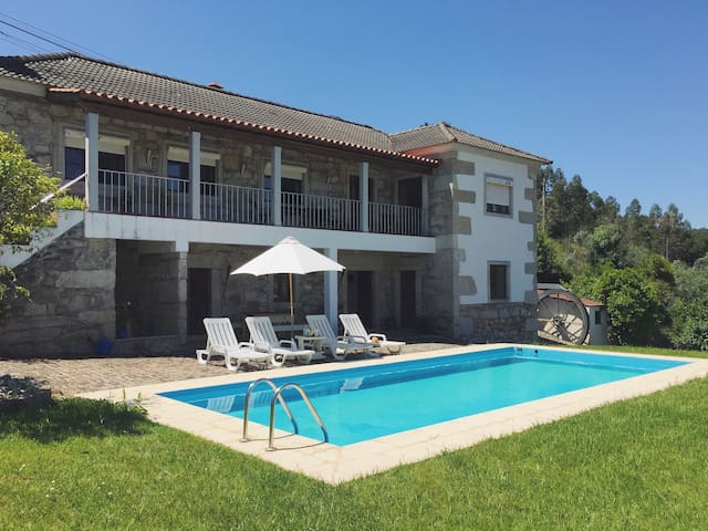 Countryside Villa (Pool) - Near The Sea & Mountain - Viana do Castelo - 別墅