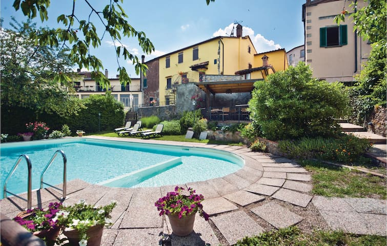 Holiday apartment with 1 bedroom on 35m² in Boccheggiano GR