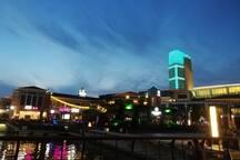 苏州金鸡湖畔/月光码头/博览中心/东方之门/圆融中心/地铁口温馨舒适床位房女生间      【伴旅】