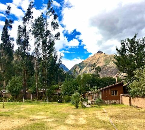 mountain bungalow