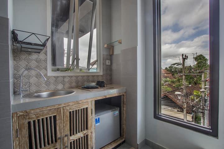 1BR Studio Apartment at the Center of Ubud
