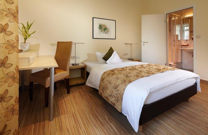 Hotel Deutscher Hof Komfort Einzelzimmer