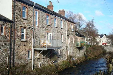Okeside Cottage B&B Double Room - Okehampton