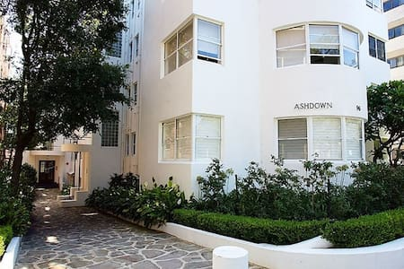 Stunning Art Deco Apartment in Central Location - Elizabeth Bay - 公寓