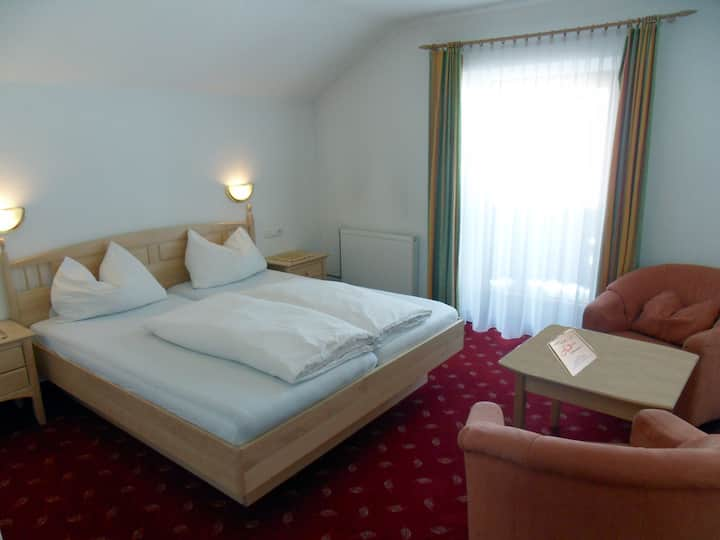 Family room Birkenhof with breakfast 2-4 persons