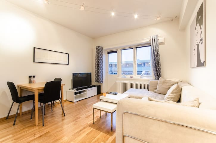 *Cozy, modern, lovely apt in quiet area* - Oslo - Wohnung