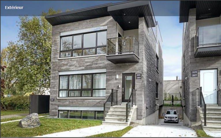 New, Bright & Modern Condos Le Jasmin 2875 - Montréal - Apartament
