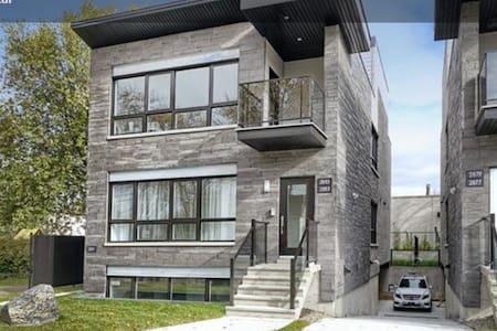 New, Bright & Modern Condos Le Jasmin 2875 - Montréal