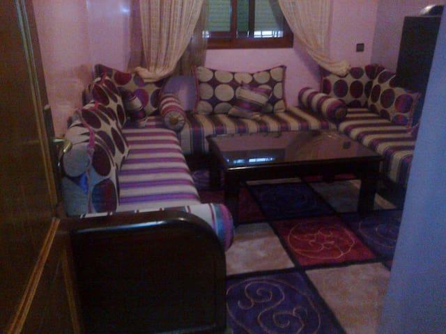 Appartement 60 m2  - Casablanca - Casablanca - Pis