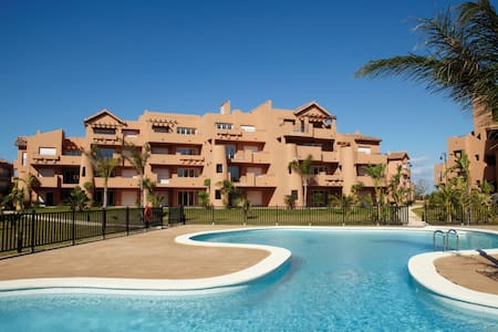Modern 2 bedroom apt near Mar Menor - Torre-Pacheco, Mar Menor Resort - Lakás
