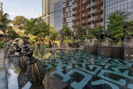 New Condo right on Orchard Road - Singapour - Appartement en résidence