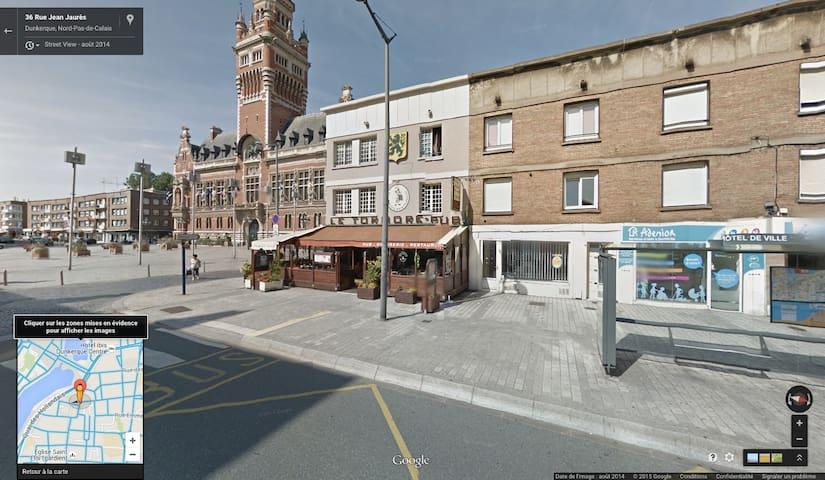 Agréable loft tout confort - Dunkerque - Loft