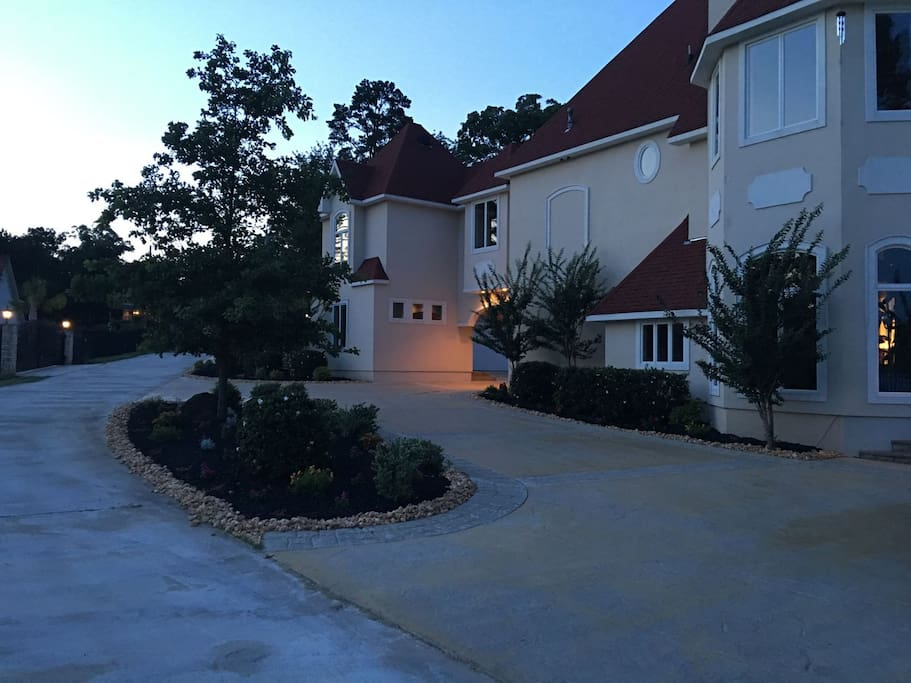 Front of home - driveway