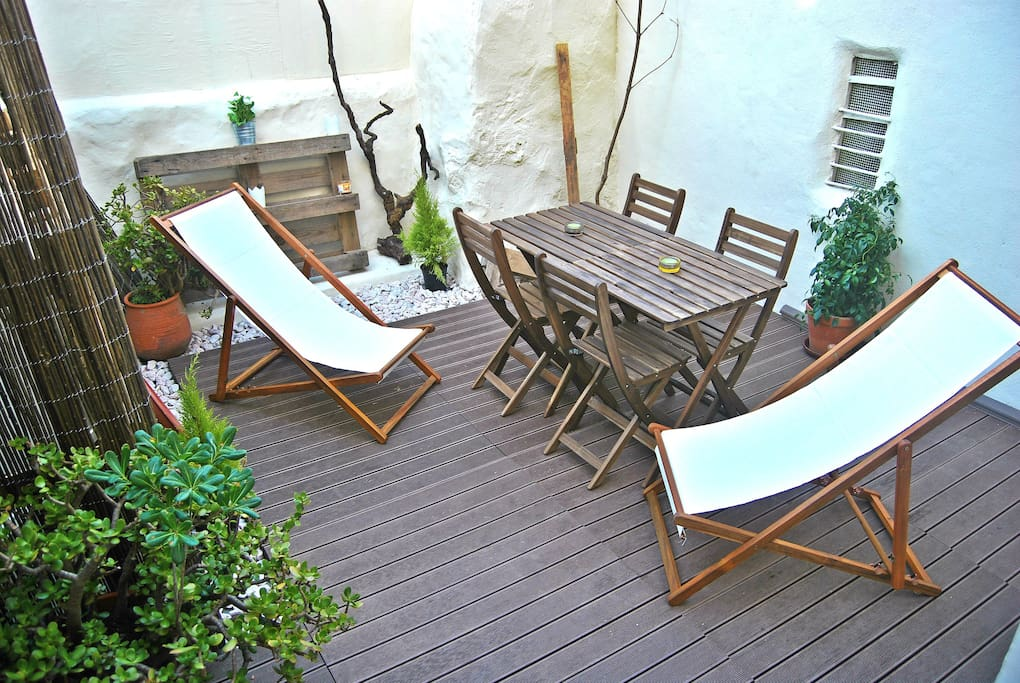 Terrace  |  Terraço