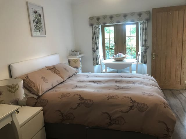 Alderdale, Luss Room 2 Double Room en-suite