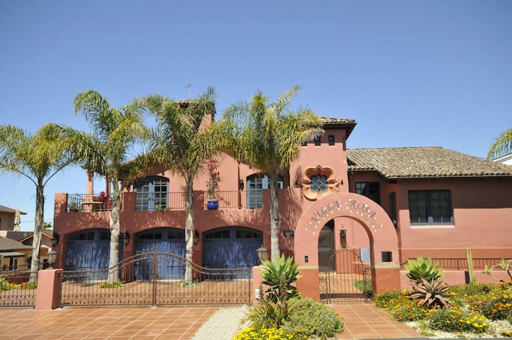Spanish Villa steps from the Ocean - Pismo Beach