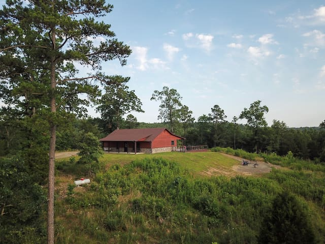 Hilltop Getaway Cabin (Broken Bow Lake Area)