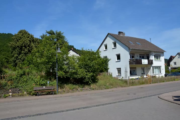 Ferienwohnung Katharina - Wehretal - Appartement