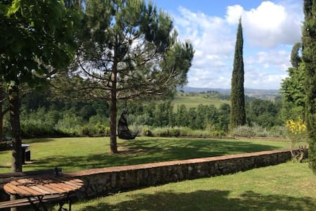 Bellavista sulle colline Toscane - Castelfiorentino