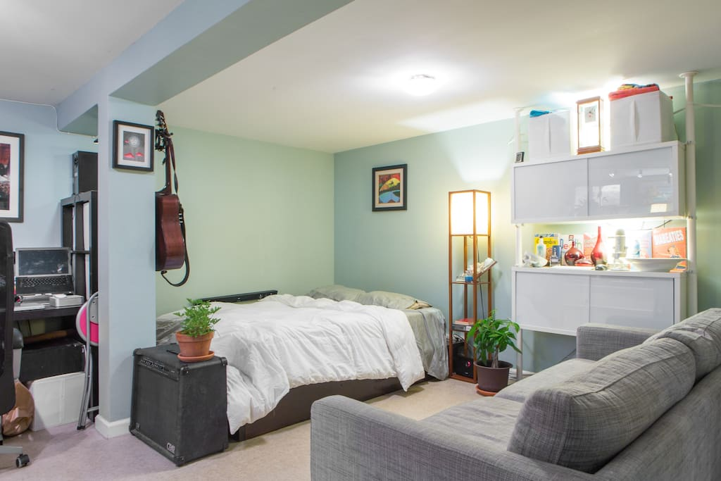... , but peaceful. - Apartments for Rent in LIC, New York, United States