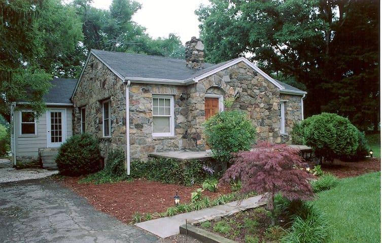 Willson Rock Cottage