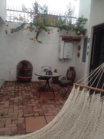 Linda casita cómoda y privada - Oaxtepec - Byt