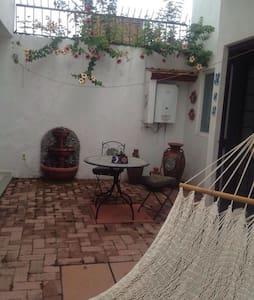 Lindo Bungalow cómodo y privado - Oaxtepec