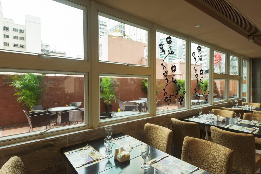Terrace Cafe (3/Floor)