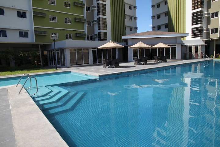 Designer Resort Studio with Pool - Mandaue City - Daire