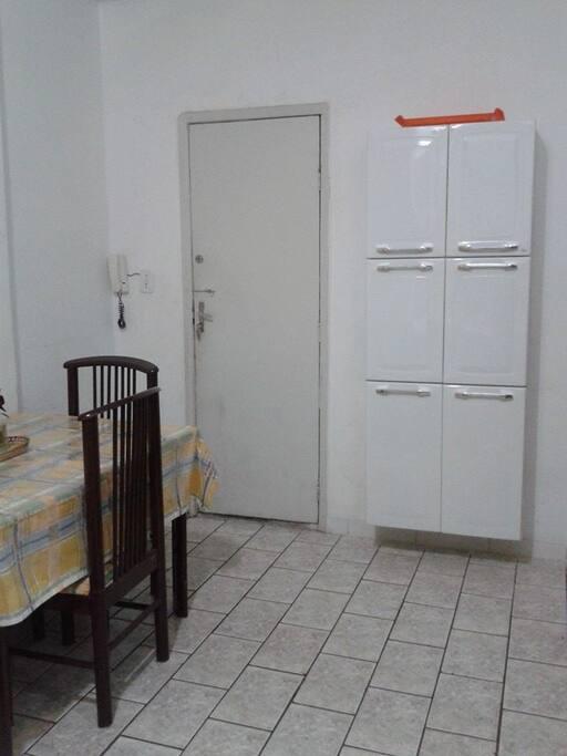 A sala esta é a entrada da minha sala