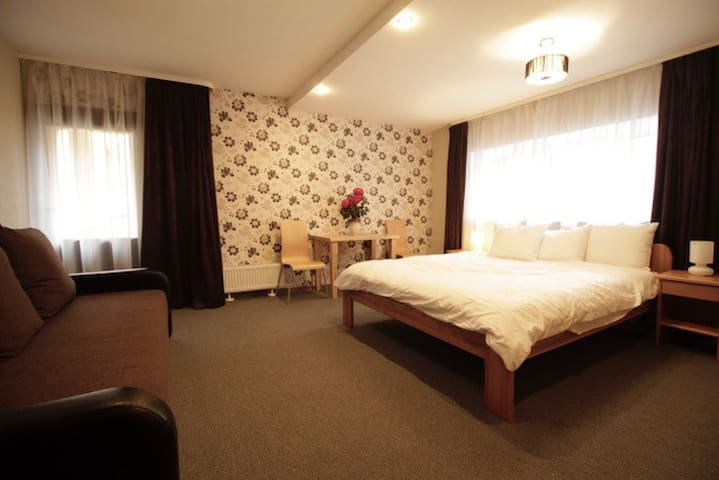 Amigo apartments in the respectable part of Riga - Riga - Bed & Breakfast
