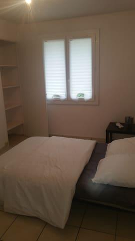 Chambre a 10 min du centre ville - Montpellier - Apartment