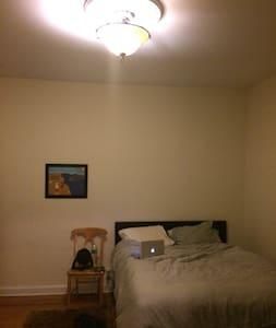 Large Bedroom w/ bath 20 MIN to NYC - Hoboken